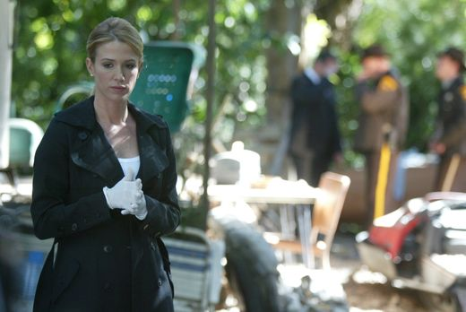 Without a Trace - Am Tatort führt Samantha Spade (Poppy Montgomery) diverse U...