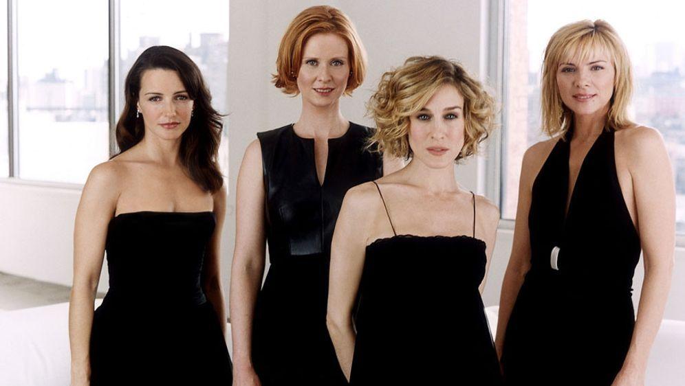 Die vier Ladys sind zurück!  - Bildquelle: Paramount Pictures