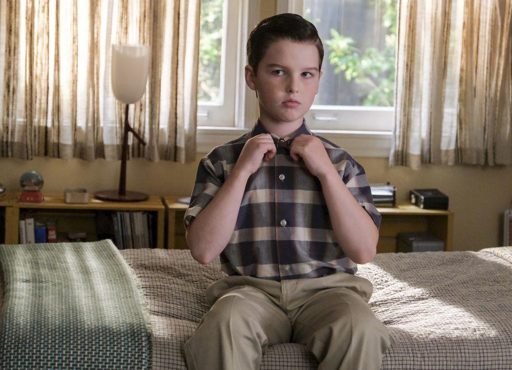 Sheldon (Iain Armitage) - Bildquelle: Darren Michaels 2018 WBEI. All rights reserved./Darren Michaels