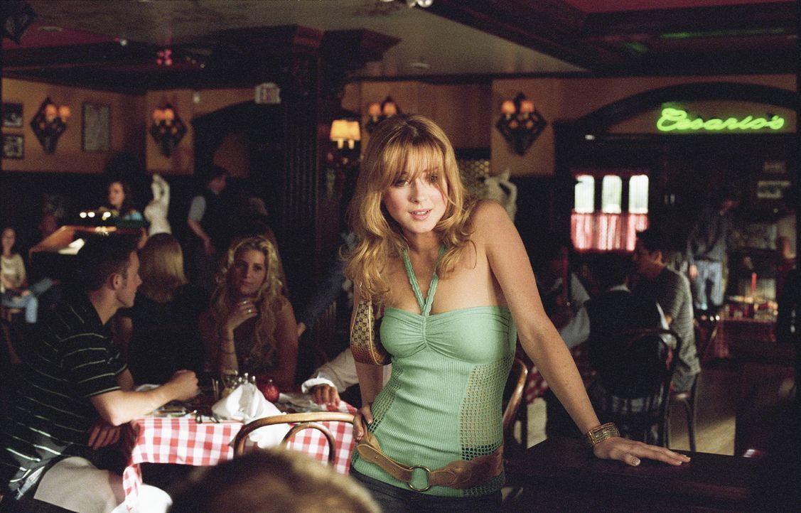 Die völlig von sich überzeugte Monique (Alex Breckenridge) ist auf der Suche nach ihrem Freund Sebastian Hastings. Sie hat keine Ahnung, warum sic... - Bildquelle: Kinowelt Home Entertainment