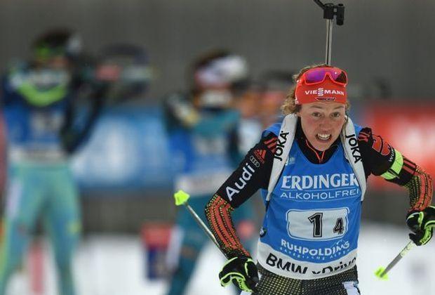 Laura Dahlmeier will das Gelbe Trikot zurückerobern