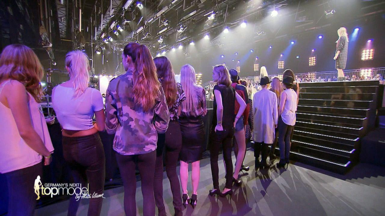 GNTM-10-Sendung01_072 - Bildquelle: ProSieben
