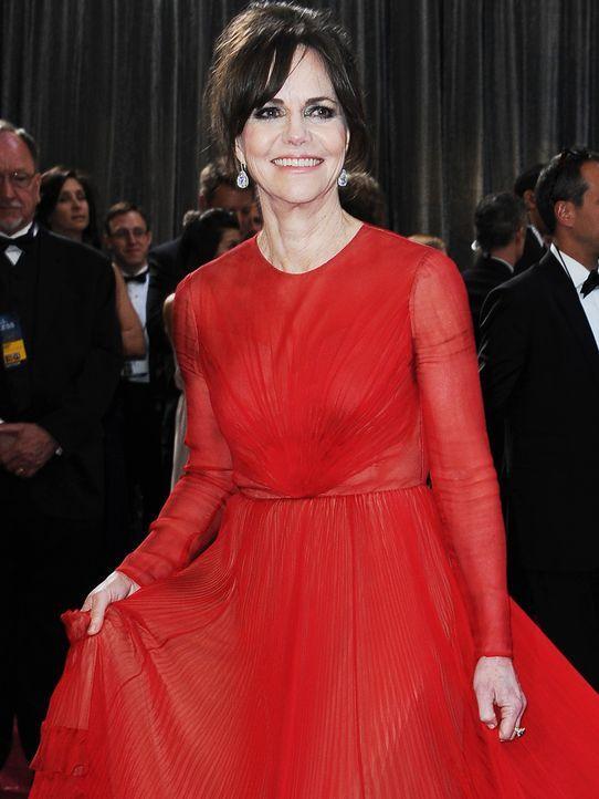 Oscars-Roter-Teppich-130224-Sally-Field-AFP - Bildquelle: AFP