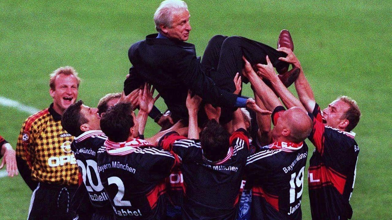 Giovanni Trapattoni (FC Bayern 1994-95, 1996-98) - Bildquelle: Getty Images