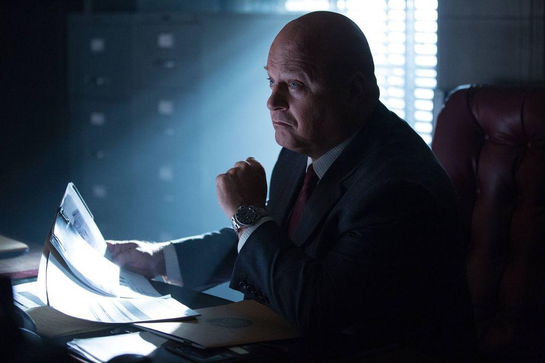 Ist gewillt, in Gotham aufzuräumen: Nathaniel Barnes (Michael Chiklis) ... - Bildquelle: Warner Brothers