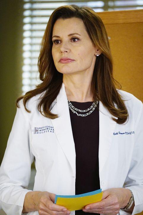 Die große Operation von Dr. Hermans (Geena Davis) Gehirntumor steht an ... - Bildquelle: ABC Studios