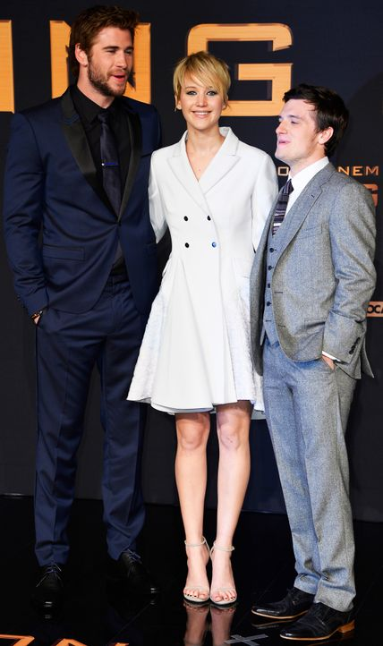 Hunger-Games-Catching-Fire-Deutschland-Premiere-34-AFP - Bildquelle: AFP
