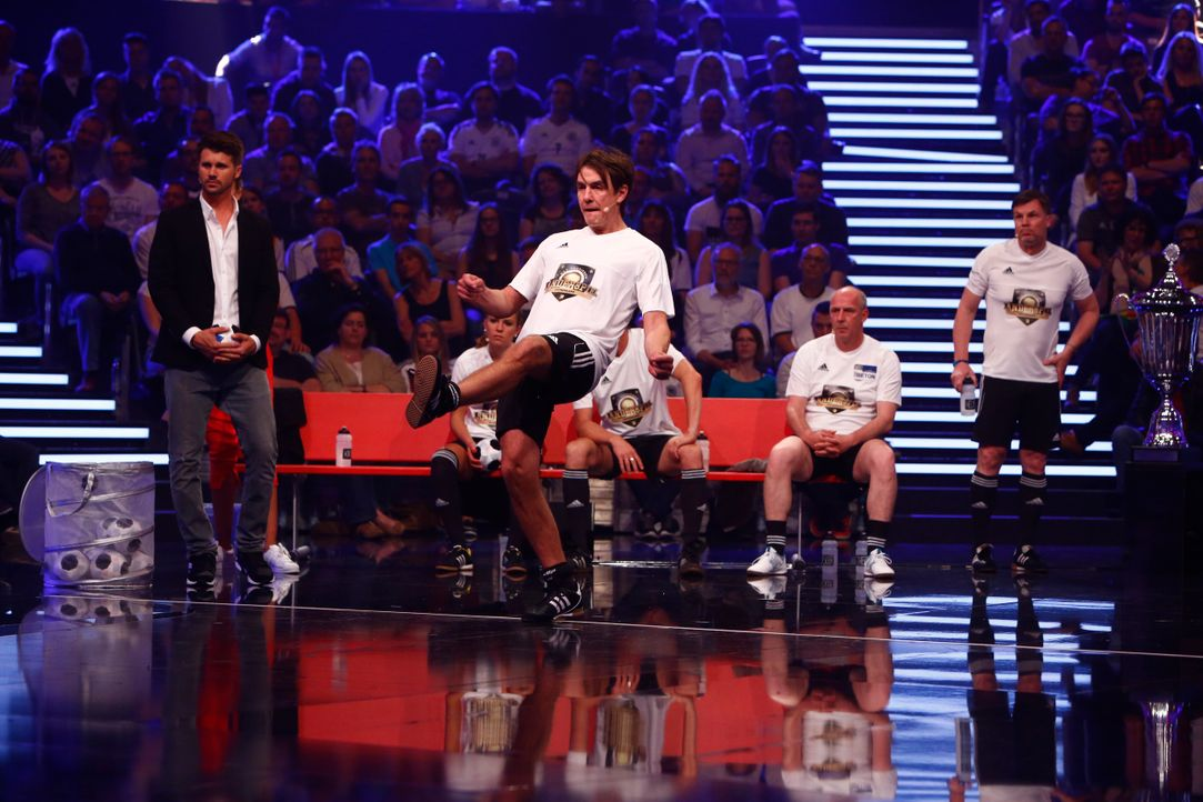 Das ProSieben Länderspiel_39 - Bildquelle: ProSieben