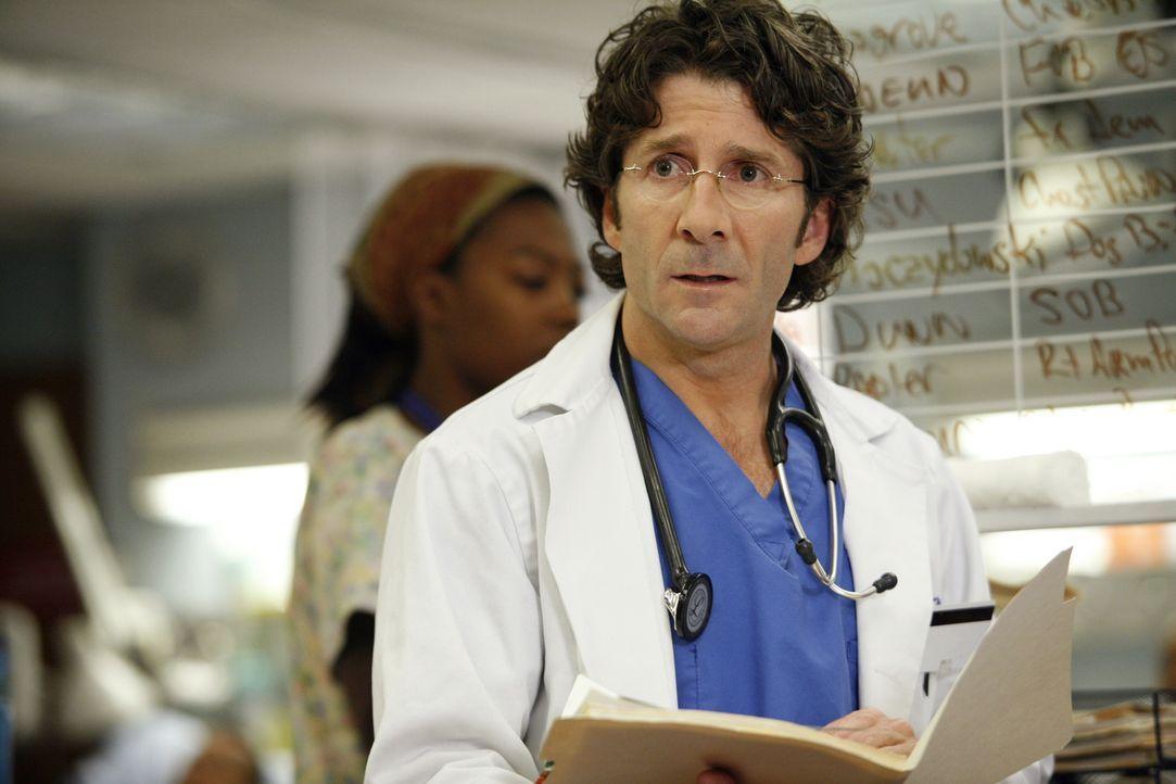 Trifft nach der Hochzeitsfeier von Abby und Luka zum ersten mal wieder auf Neela: Dr. Dubenko (Leland Orser) ... - Bildquelle: Warner Bros. Television