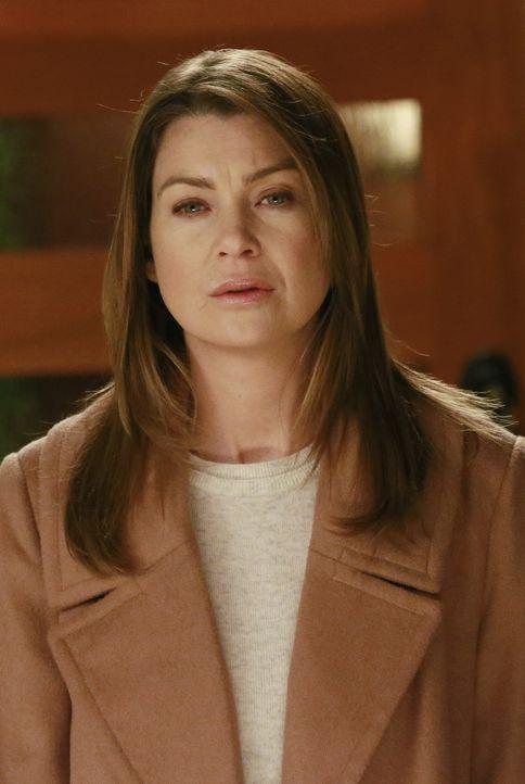 Versucht, ein neues Leben aufzubauen, für sich, ihre Kinder und das ungeborene Baby: Meredith (Ellen Pompeo) .. - Bildquelle: ABC Studios