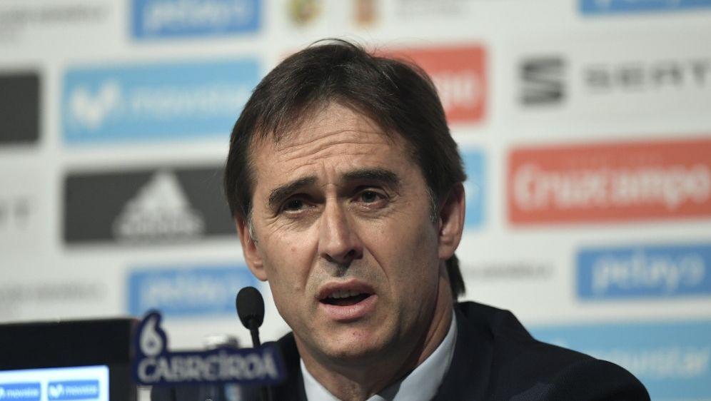 Spaniens Ex-Coach wird Donnerstag in Madrid vorgestellt - Bildquelle: AFPSIDGABRIEL BOUYS