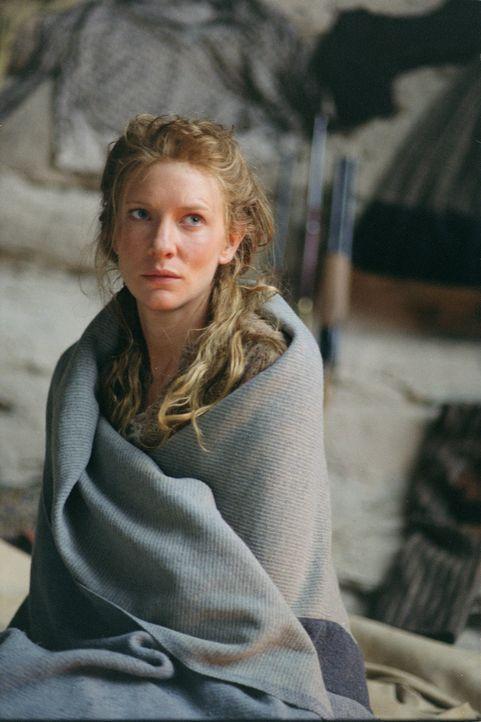 In der Wildnis des amerikanischen Südwestens des Jahres 1885 versucht die allein stehende Maggie Gilkeson (Cate Blanchett) ihr Leben zu meistern un... - Bildquelle: 2004 Sony Pictures Television International. All Rights Reserved.