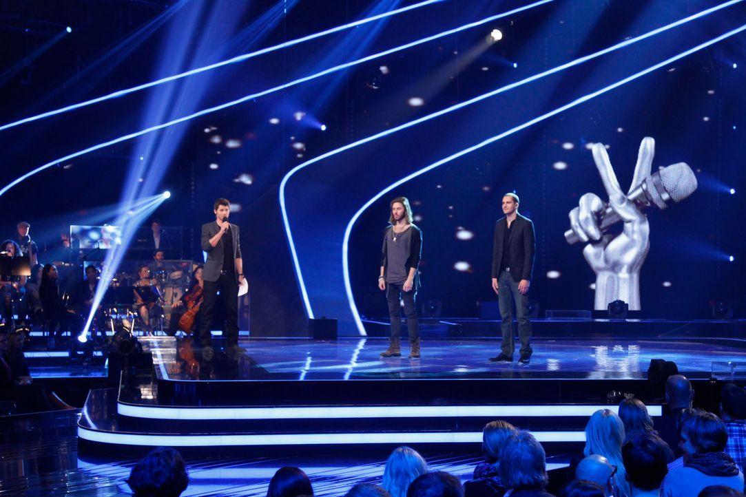 voice7thevoiced0g5786jpg - Bildquelle: ProsiebenSat1/Richard Hübner