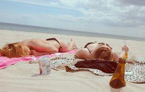 Freundinnen_Strand