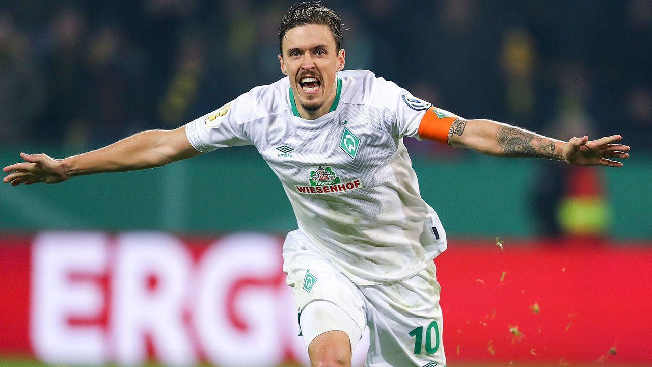 Gewinner: Max Kruse ( Werder Bremen)  - Bildquelle: 2019 Getty Images