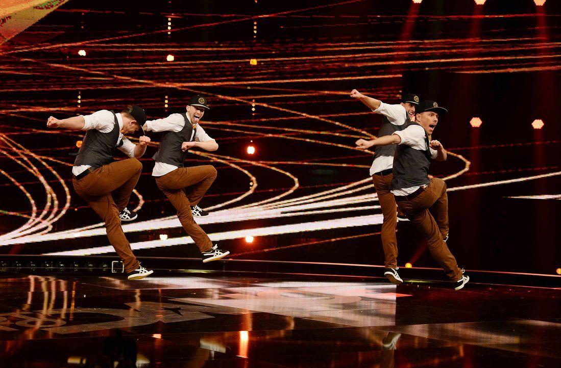 Got-To-Dance-Fothamockaz-08-SAT1-ProSieben-Willi-Weber - Bildquelle: SAT.1/ProSieben/Willi Weber