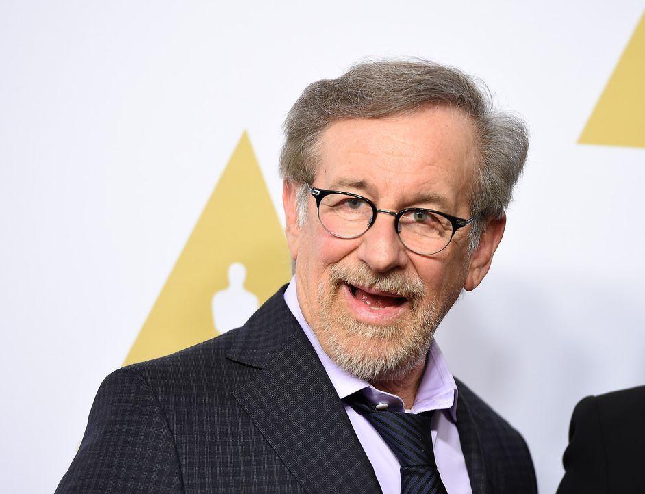 Oscar-Nominees-Luncheon-Steven-SPielberg-160208-AFP - Bildquelle: AFP
