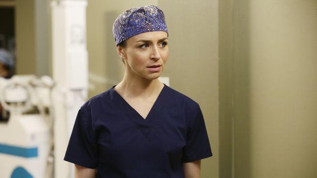 Nachdem sich Dr. Hermans Zustand verschlechtert hat, ist für Amelia (Caterina...