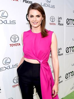 Stana-Katic-141018-getty-AFP_cut - Bildquelle: Michael Buckner/Getty Images for Environmental Media Awards/AFP