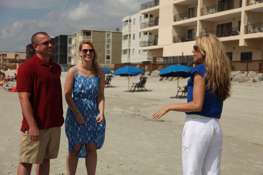 Jason und Jessica aus Nashville sind auf der Suche nach dem perfekten Strand... - Bildquelle: 2014, HGTV/Scripps Networks, LLC. All Rights Reserved.