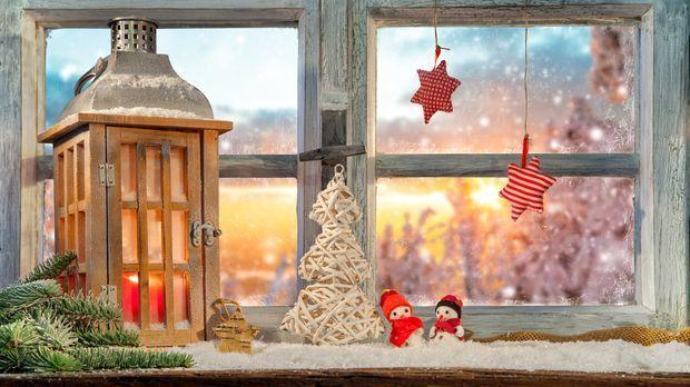 Weihnachtsdeko fenster schm cken sat 1 ratgeber for Fenster weihnachtlich dekorieren
