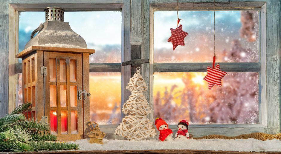 Weihnachtsdeko Fenster Schmucken Sat 1 Ratgeber