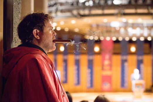 Backstrom - Wartet auf eine Eingebung: Backstrom (Rainn Wilson) ... - Bildque...