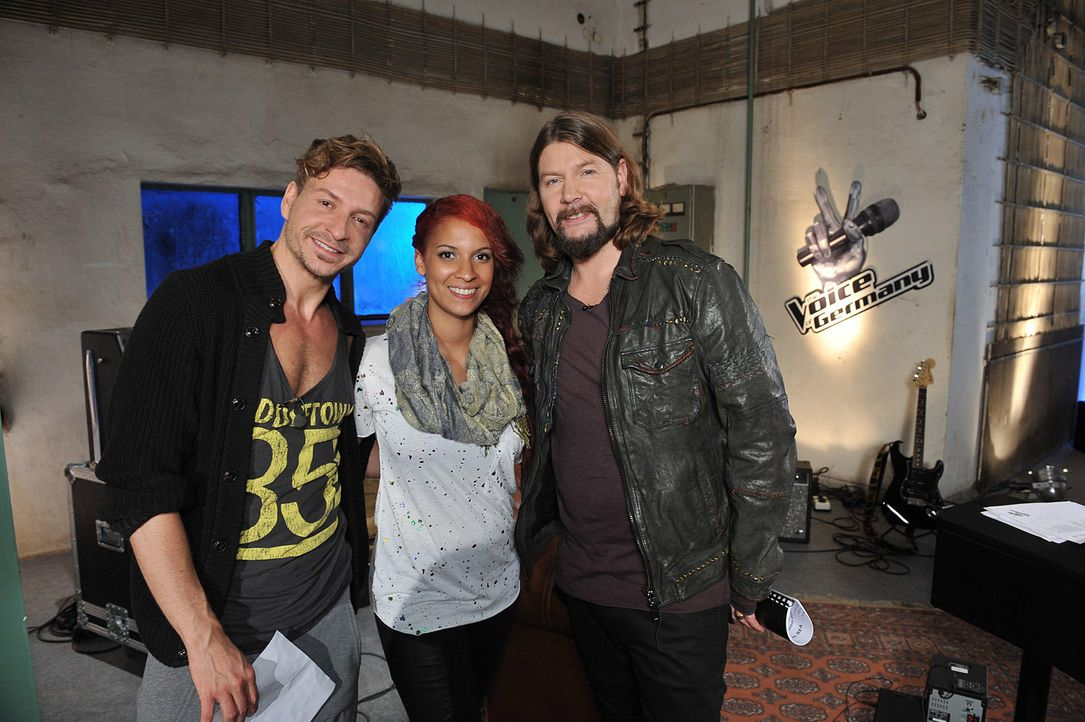 battle-luca-vs-jenna-23-the-voice-of-germany-kowalskijpg 1700 x 1131 - Bildquelle: SAT1/ProSieben/Andre Kowalski
