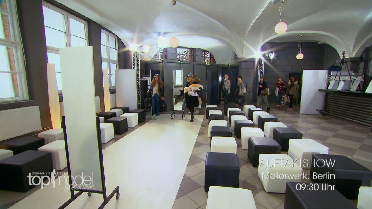 GNTM-11-Sendung01-052 - Bildquelle: ProSieben