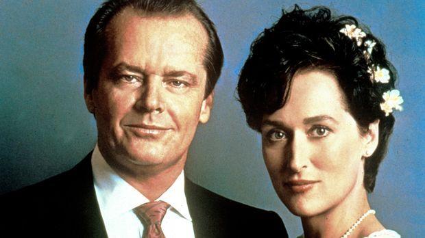 Schon nach kurzer Zeit heiraten Mark (Jack Nicholson, l.) und Rachel (Meryl S...