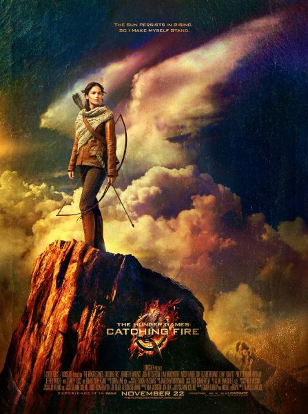 Neues Catching Fire Poster - Bildquelle: studiocanal