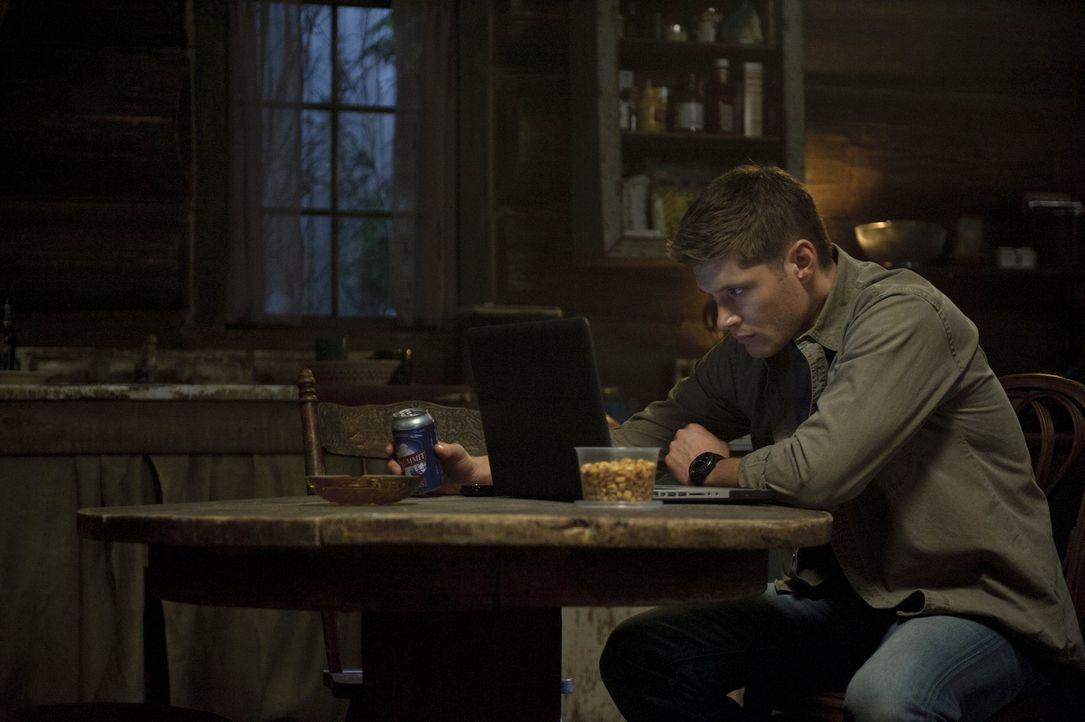 Sam wird von Lucifer mit Schlafentzug gequält. Nach zahlreichen Nächten ohne Ruhe und dem vergeblichen Versuch, sich mit Drogen zu narkotisieren,... - Bildquelle: Warner Bros. Television