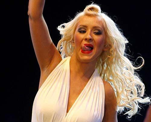 Bildergalerie Christina Aguilera | Frühstücksfernsehen | Sat.1 Ratgeber & Magazine - Bildquelle: AFP
