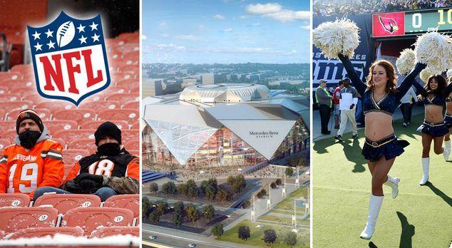 Kuriositäten zum NFL-Spielplan 2017 - Bildquelle: Getty Images