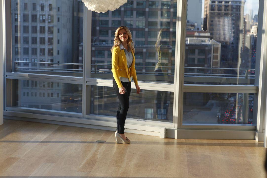 Zu schön, um wahr zu sein! Bei ihrer Ankunft in Manhattan ist das Leben von June (Dreama Walker) noch nahezu perfekt ... - Bildquelle: 2012 American Broadcasting Companies. All rights reserved.