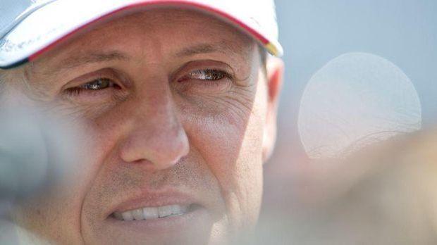 Michael Schumacher am 22.11.2012