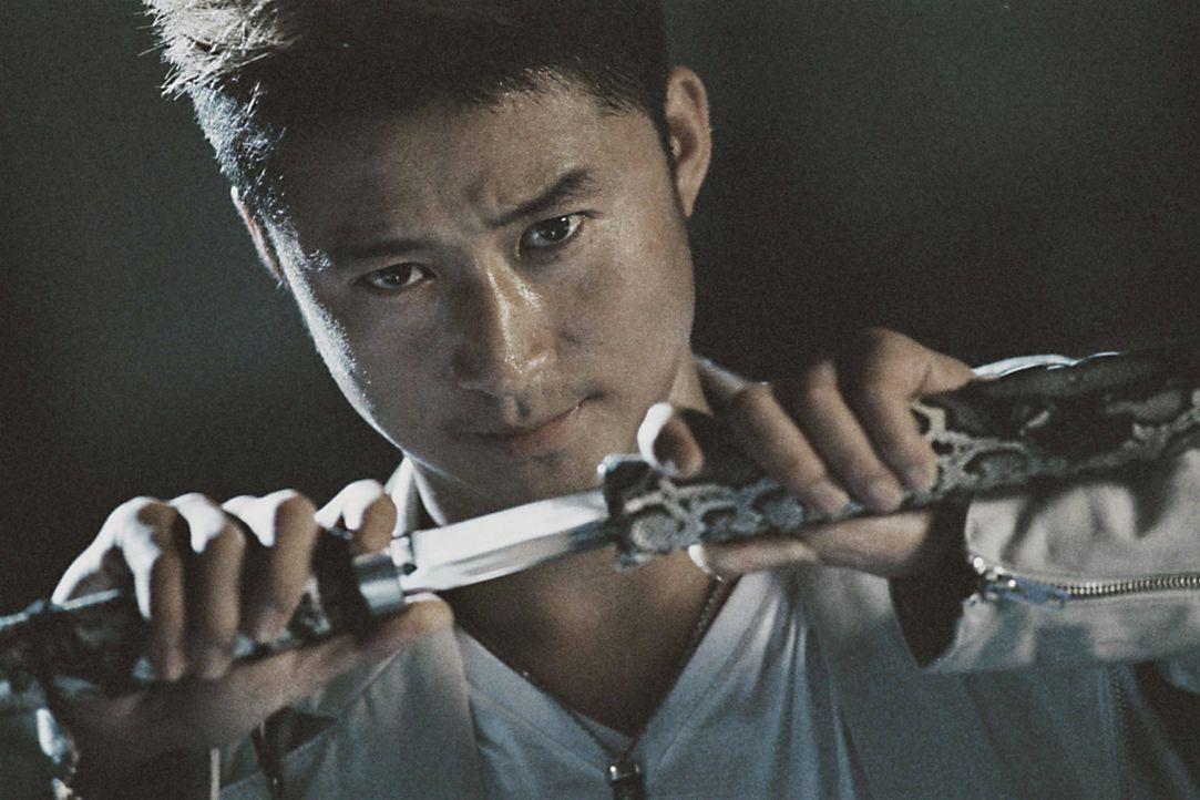 Jack (Jacky Wu) ist ein gnadenloser Todesengel, der in den Reihen der Polizei ordentlich aufräumt ... - Bildquelle: Elite Entertainment Group