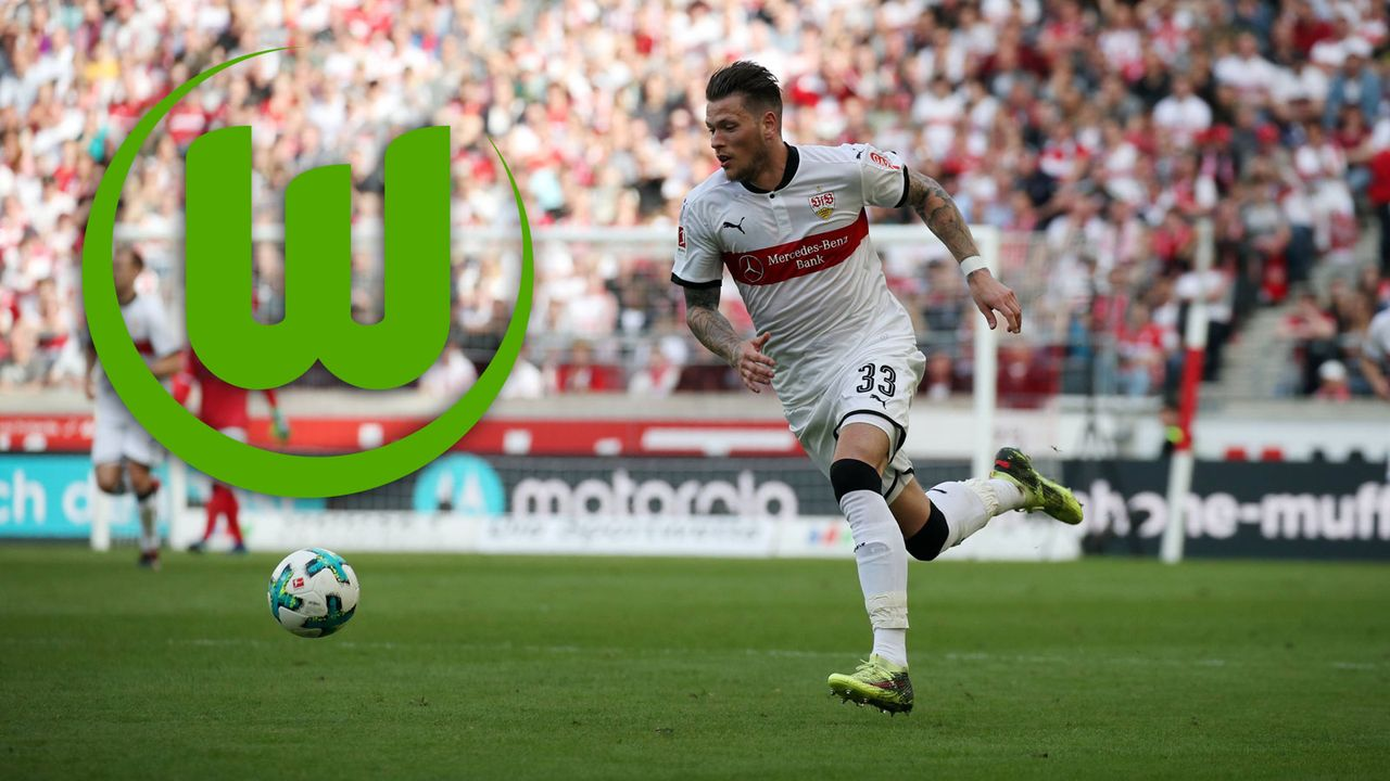 Daniel Ginczek (Zugang VfL Wolfsburg) - Bildquelle: imago