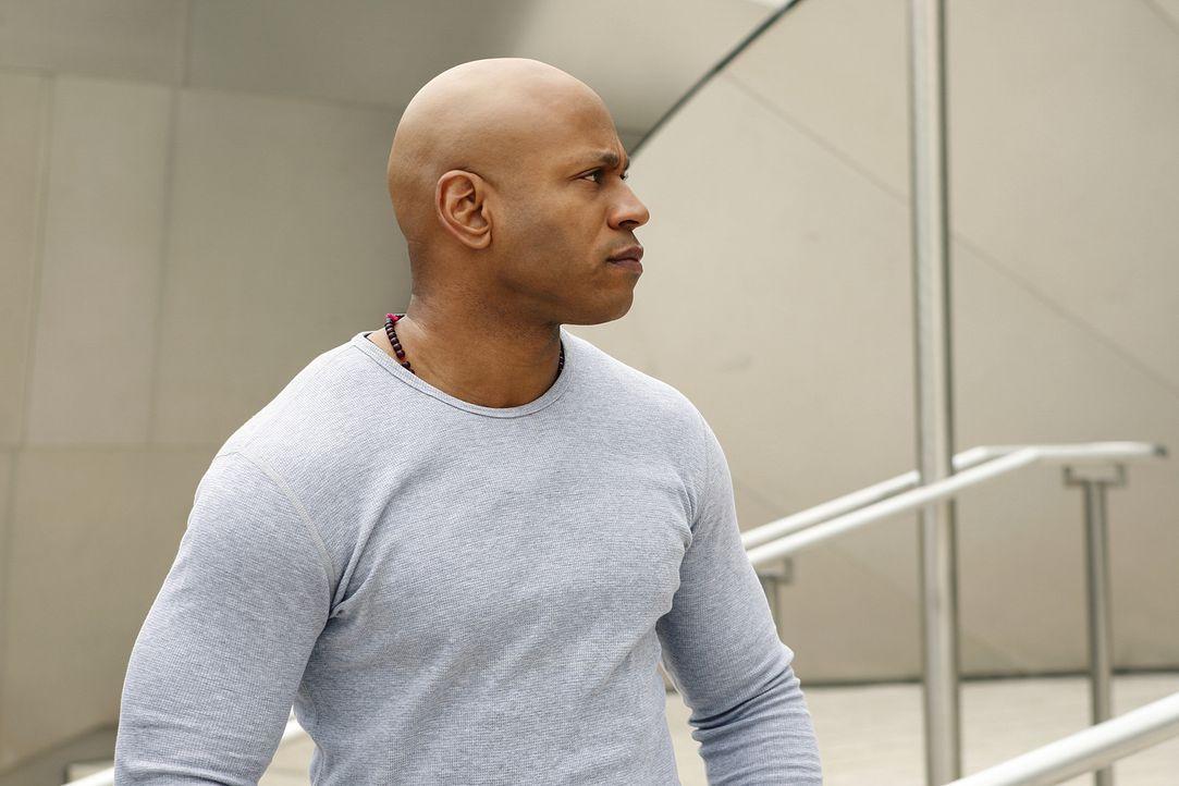 Ein neuer Fall beschäftigt Agent Sam Hanna (LL Cool J) und sein Team ... - Bildquelle: CBS Studios Inc. All Rights Reserved.