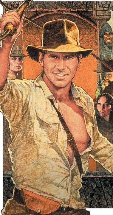 Jäger des verlorenen Schatzes - Bildquelle: Paramount Pictures International