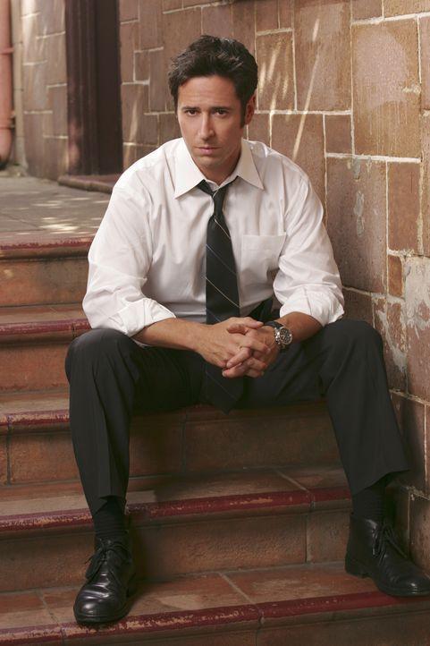 (1. Staffel) - Obwohl Dons (Rob Morrow) Hingabe zu seinem Beruf viel Zeit in Anspruch nimmt, und deshalb nicht viel Zeit für Hobbys bleibt, lässt er... - Bildquelle: Paramount Network Television