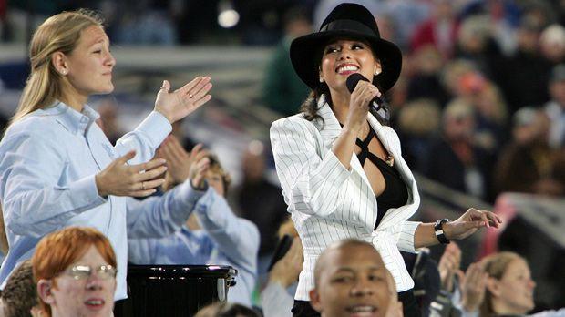 Alicia Keys - Bildquelle: 2005 Getty Images