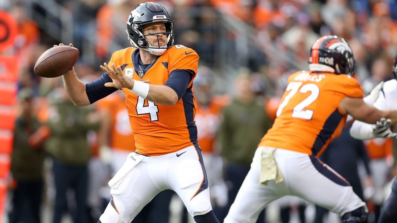 Platz 22: Denver Broncos - Bildquelle: 2018 Getty Images