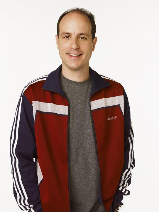 (1. Staffel) - Kenny (Michael Bunin) hat sein Hobby zum Beruf gemacht und betreibt einen kleinen Fanshop ... - Bildquelle: 2006 Sony Pictures Television Inc. All Rights Reserved