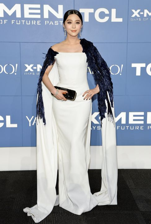 X-Men-Days-of-Future-Past-Premiere-New-York-Fan-Bingbing-140510-getty-AFP - Bildquelle: getty-AFP