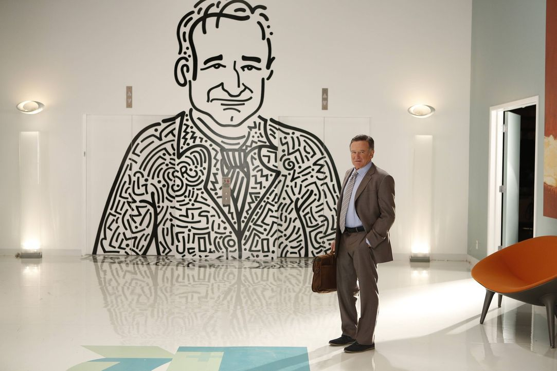 Ein Leben für die Werbung: Simon Roberts (Robin Williams) ... - Bildquelle: 2013 Twentieth Century Fox Film Corporation. All rights reserved.