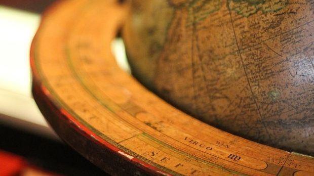 """Der """"Globus"""" war während des Kalten Krieges nur eine vermeintliche..."""