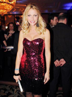 2006 wurde sie mit der Goldenen Romy als beliebteste Show- und Talkmasterin ausgezeichnet. - Bildquelle: WENN