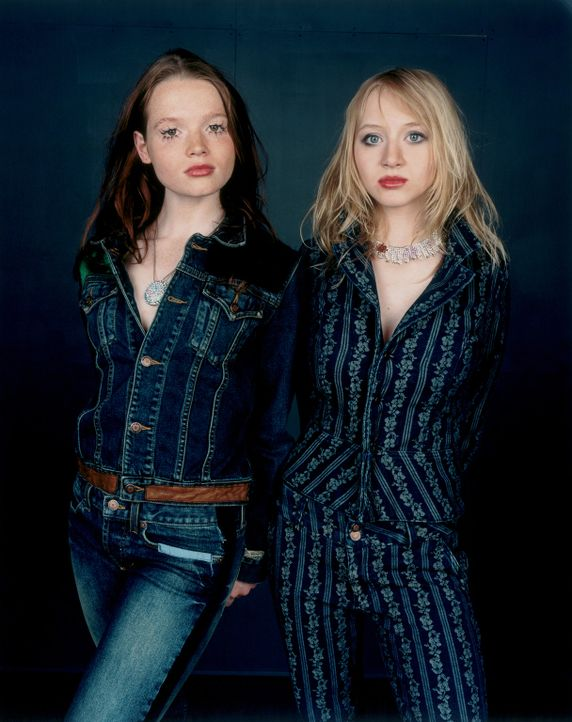 Seit ihrer frühesten Kindheit sind Kati (Anna Maria Mühe, r.) und Steffi (Karoline Herfurth, l.) unzertrennliche Freundinnen. Nun, mit 17 Jahren,... - Bildquelle: 2003 Sony Pictures Television International. All Rights Reserved.