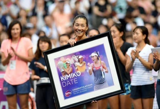 Japanerin Kimiko Date beendet ihre Karriere